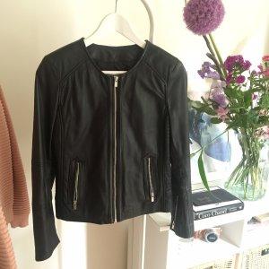 Mango leather jacket *NEW*