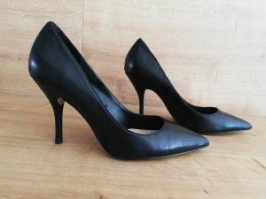 Mango Zapatos de punta negro