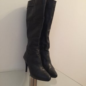 Mango High Boots black