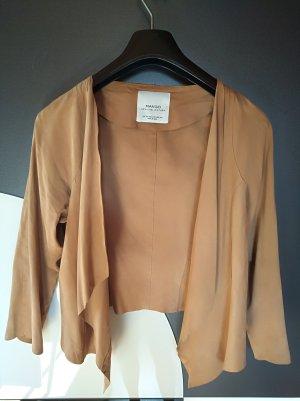 Mango Lederjacke/-blazer XS