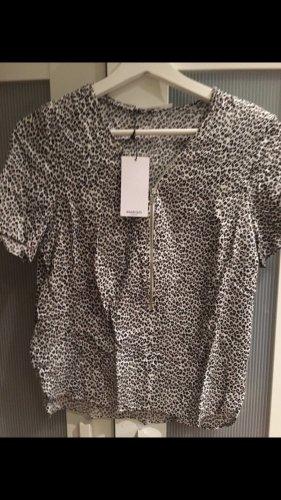 Mango Leoparden Bluse neu mit Etikett