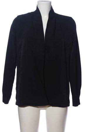 Mango Schlupf-Bluse schwarz Casual-Look
