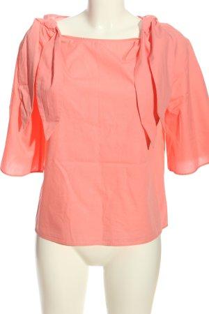 Mango Longsleeve pink Casual-Look