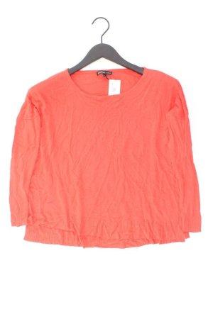 Mango Longsleeve-Shirt Größe M Langarm rot