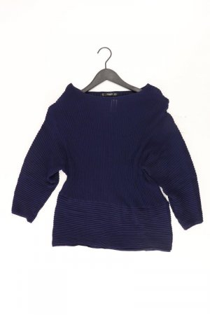 Mango Longsleeve-Shirt Größe S Langarm blau