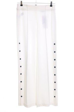 Mango Marlene Trousers white casual look