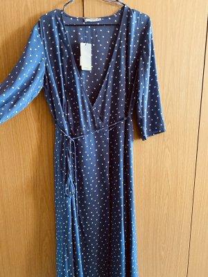 mango maxi kimono style dress