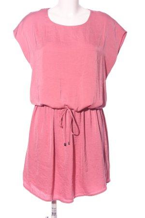 Mango Blusenkleid pink Casual-Look