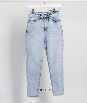 Mango Jeans taille basse multicolore