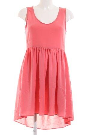 Mango Minikleid pink Casual-Look