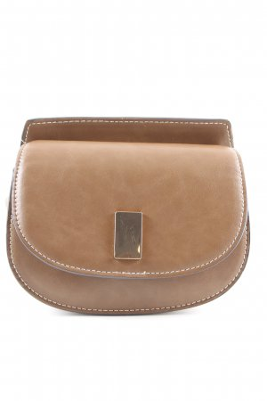 Mango Mini Bag brown business style
