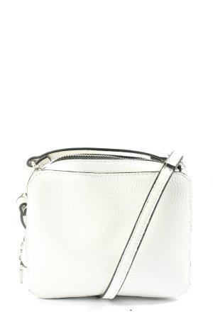 Mango Mini sac blanc style décontracté