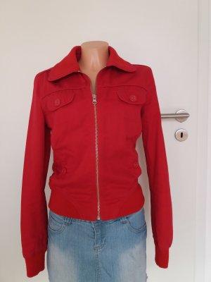 Mango MNG Damen Teenager Mädchen Übergangsjacke Jacke Gr 36 S
