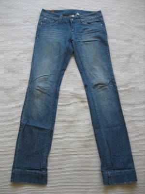 mango mng jeans topzustand blau gr. s 36