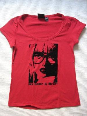 mango mng t-shirt neuwertig gr,. s 36