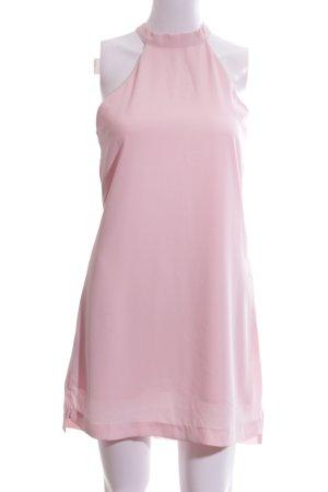 Mango Neckholderkleid pink Elegant