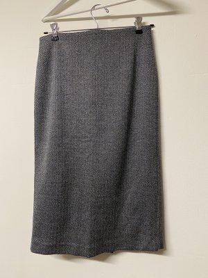 MANGO neu skirt gris 36