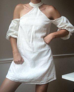 Mango - off shoulder dress
