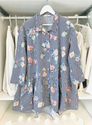Mango oversize Kleid