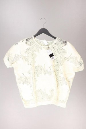 Mango Oversize-Shirt Größe S neu mit Etikett creme aus Baumwolle