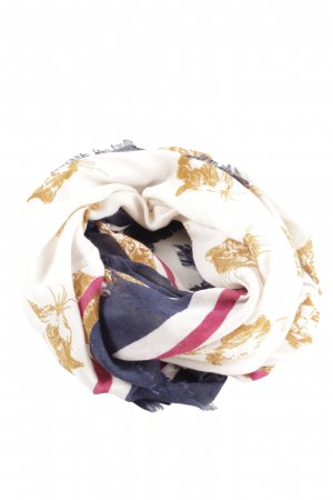 Mango Pashmina motivo animale stile casual