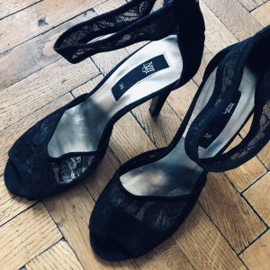 Mango Peeptoe Sandalen high heels