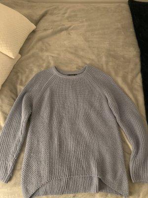 Mango Basics Pullover a maglia grossa viola