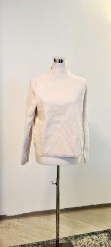 Mango / Pullover/ mit hohen Kragen / Beige/ Größe L / geeignet für eine M