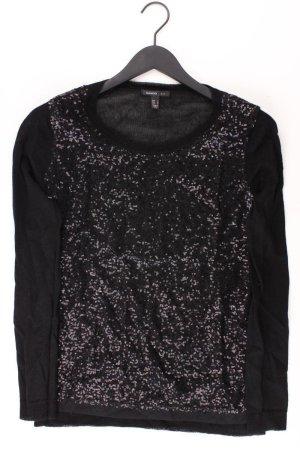 Mango Pullover schwarz Größe L