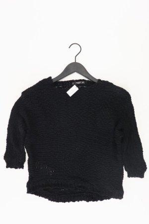 Mango Pullover schwarz Größe S