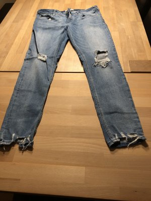 Mango Ripped Jeans 44