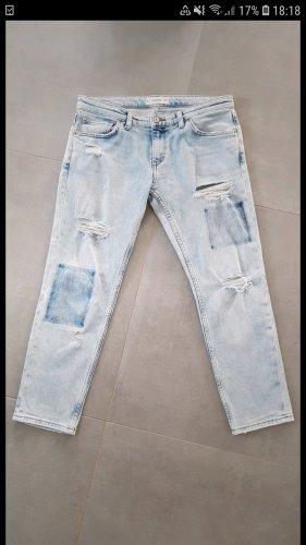 Mango Jeans boyfriend azzurro