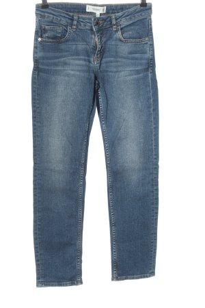 Mango Tube Jeans blue casual look