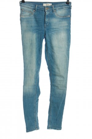 Mango Röhrenjeans blau Casual-Look