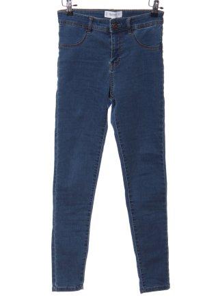 Mango Tube jeans blauw casual uitstraling