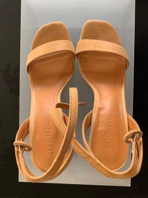 Mango Beach Sandals orange