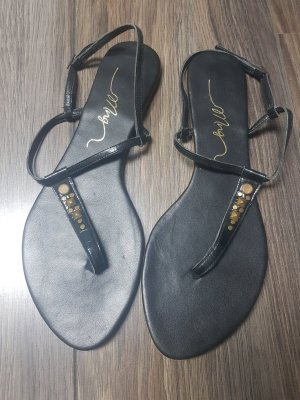 Mango Sandale mit Nieten Gr. 39