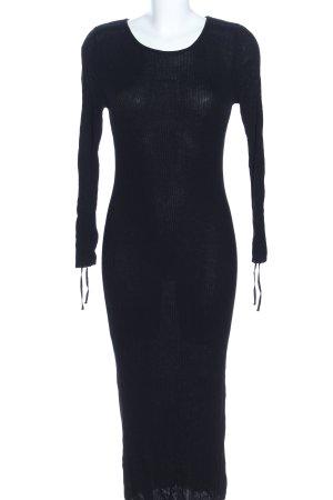 Mango Tube Dress black casual look