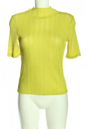 Mango Slip-over Blouse green casual look