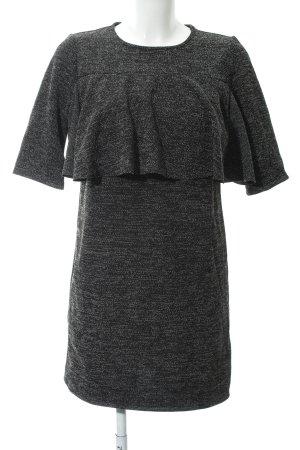 Mango Schößchenkleid meliert Business-Look
