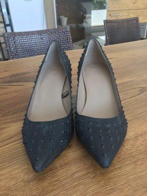 Mango Schuhe mit Nieten 38