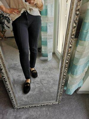 MANGO schwarze skinny Jeans Gr. 36