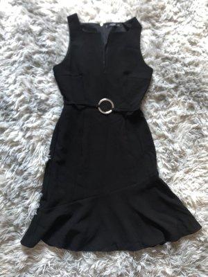 Mango Vestido de Verano negro
