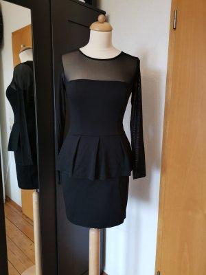 Mango schwarzes Kleid
