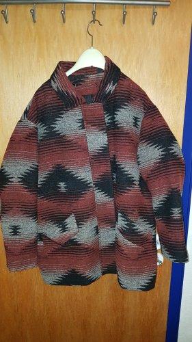 Mango Shirt Jacket multicolored