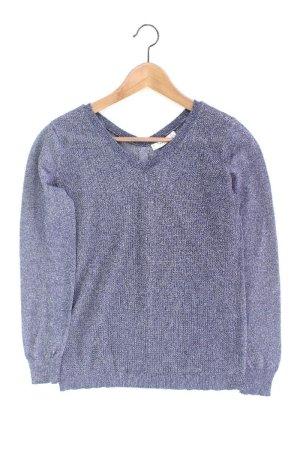 Mango Shirt blau Größe S