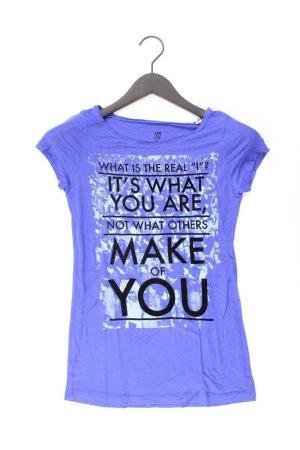 Mango Shirt blau Größe XS