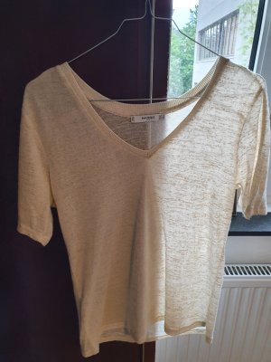 Mango Shirt gold XS/S