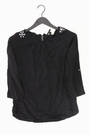 Mango Shirt Größe M schwarz