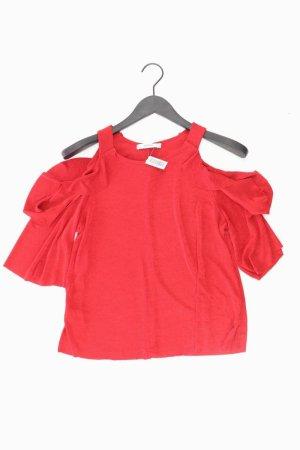 Mango Shirt Größe S 3/4 Ärmel rot